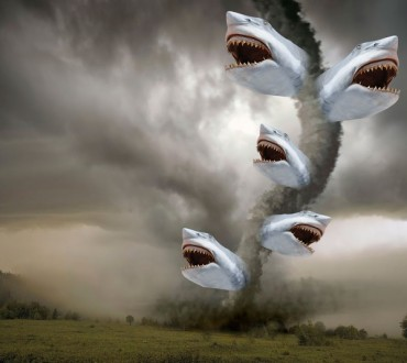 Weekend Countdown: It's Raining Sharks!